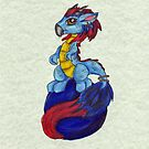 Aeros Chibi by DarkGryph
