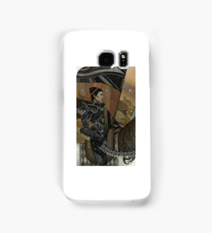 Dragon Age Inquisition Cassandra Tarot card Samsung Galaxy Case/Skin