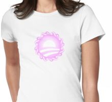 barack obama : tribal Womens Fitted T-Shirt