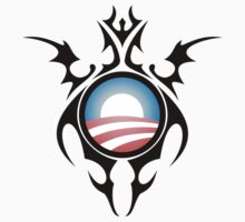 barack obama : tribal by asyrum