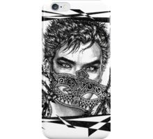 Warlock Masquerade iPhone Case/Skin