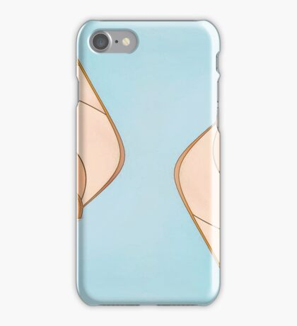 Arched Abstract iPhone Case/Skin