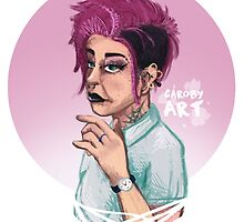 Punk Gal by Carissa Roby