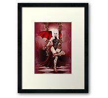 Sweet Goth Framed Print