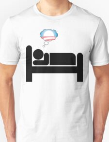 obama dreams Unisex T-Shirt