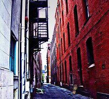 Dark Alley - Orton Series by Tamara Valjean