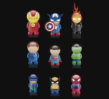 Marvel by muscra3