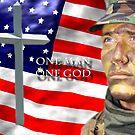One Man - One God by sunshine0