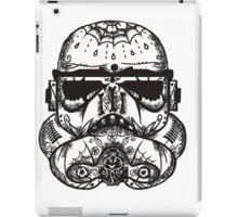 dia de los storm trooper iPad Case/Skin