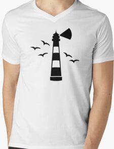 Lighthouse sea gulls T-Shirt