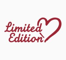 Limited Edition heart One Piece - Long Sleeve