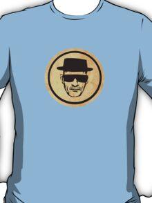 Breaking Bad Walter Coasters retro style image T-Shirt