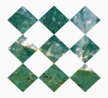 Glass - JUSTART © One Piece - Short Sleeve