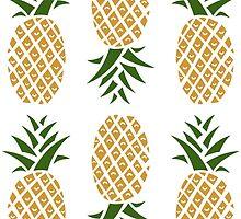 Pineapples (six) by diiazmarta