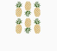 Pineapples (six) Unisex T-Shirt