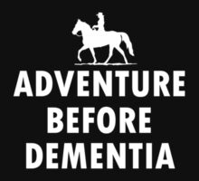 Horse Adventure before dementia new by april nogami