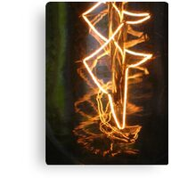 Electric © Canvas Print