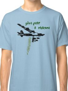 Give Peas a Chance! Classic T-Shirt