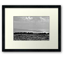 Blackhead, The Burren Framed Print