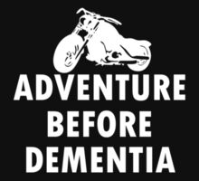 Biker Adventure Before Dementia new by april nogami