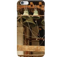 """""""For Whom the Bell Tolls"""" at Rila Monastery iPhone Case/Skin"""