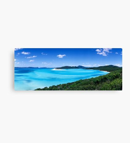 Hill Inlet - Nth Qld. Canvas Print