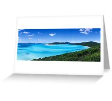 Hill Inlet - Nth Qld. Greeting Card
