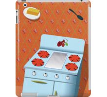 Time to cook! iPad Case/Skin