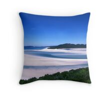 Hill Inlet - Nth Qld. Throw Pillow