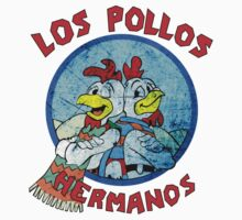 Los Pollos Hermanos Wink retro style T-Shirt