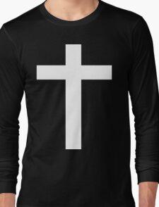Faith (white) Long Sleeve T-Shirt