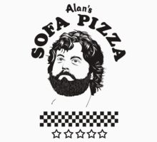 Superstar is Alan's Sofa Pizza new by april nogami