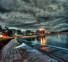 forster at night by Matthew Jones