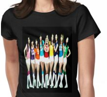 Girls' Generation - OH! Womens Fitted T-Shirt