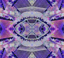 Geometric Tree Bark Beth of Bark by BethofArt