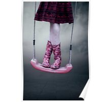 Wellies Poster