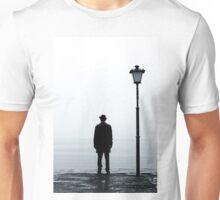 dark man Unisex T-Shirt