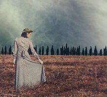 vintage lady by Joana Kruse