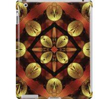 Steampunk Kaleidoscope 4 iPad Case/Skin