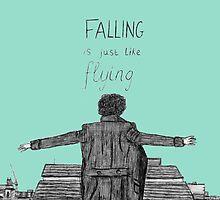 The Fall- Biro  by fabulosa