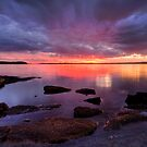 Clouds Over Wangi by Mark Snelson