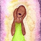 In the Now ACEO by MissAnnArt