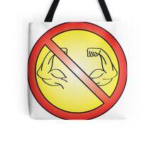 No Flex Zone Tote Bag