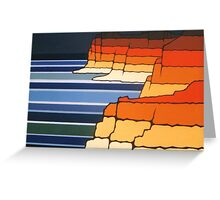 Lands End One Greeting Card