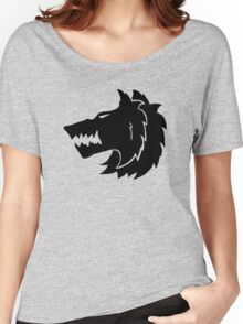 Frost Wolf Women's Relaxed Fit T-Shirt