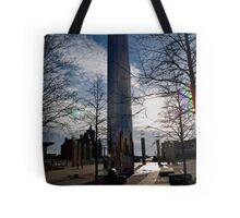 Mirrors in the sun Tote Bag