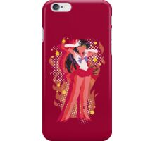 Soldier of Flame & Passion iPhone Case/Skin