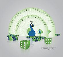 Peacock Casino™ by Troy Sizer