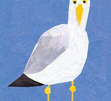 Seagull by EllenPater