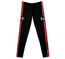 Mass Effect N7 Logo Double Leggings